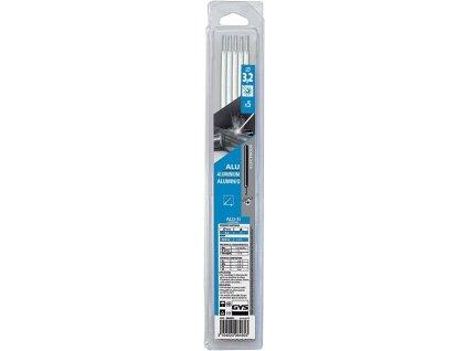 Obalované svářecí elektrody na hliník / ALU - 3,2 mm