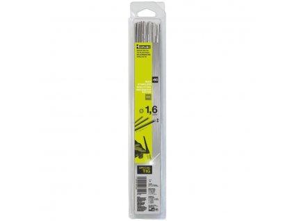 Svářecí tyčinky TIG/WIG nerezová ocel / INOX (308LSi) - 1,6 mm