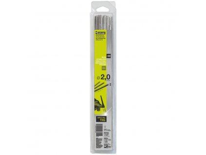 Svářecí tyčinky TIG/WIG nerezová ocel / INOX (308LSi) - 2,0 mm