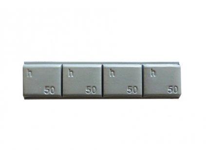 Samolepící závaží TRUCK Pb 4 x 50g - 300 poplastované