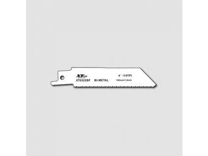 Pilový list mečový HSS Bimetal 100x19x0,9mm 1bal/5ks