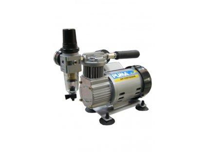 Bezolejový kompresor PUMA MB1000 G airbrush