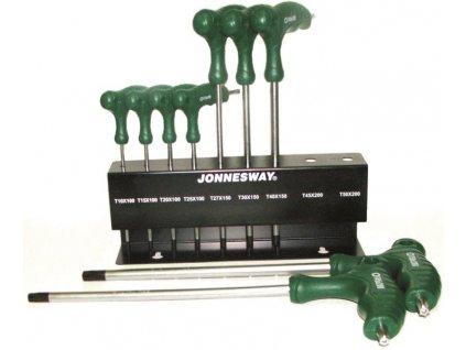 Sada 9 zástrčných klíčů Torx