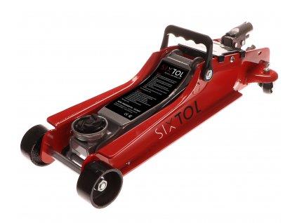 Pojízdný hydraulický zvedák 2,5t nízkoprofilový SX Jack 2,5T SIXTOL