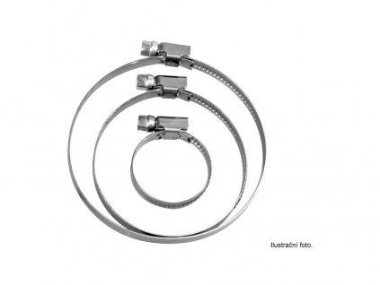 spona hadicová šroubovací 10-16 mm
