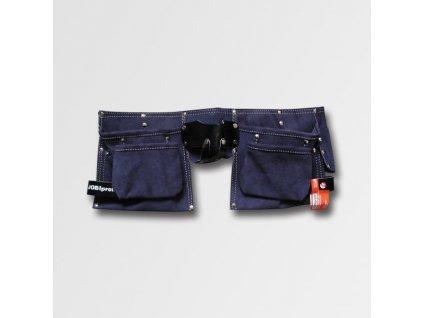 Pás na nářadí dvě kapsy velký