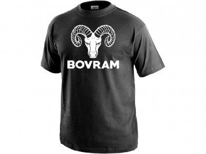 Tričko Bovram ICONA černá