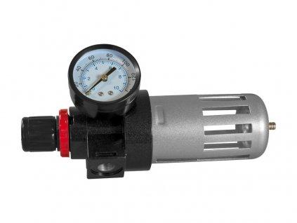 """regulátor tlaku 1/4"""" s filtrem a manometrem"""