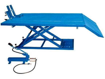 Nůžkový hydraulicko-pneumatický plošinový zvedák SPIN 05.085.09