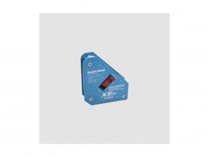 50537 magnet uhlovy s vypinacem 130x152x28mm