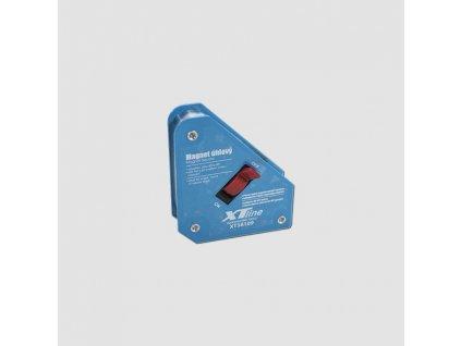 Magnet úhlový s vypínačem 130x152x28mm