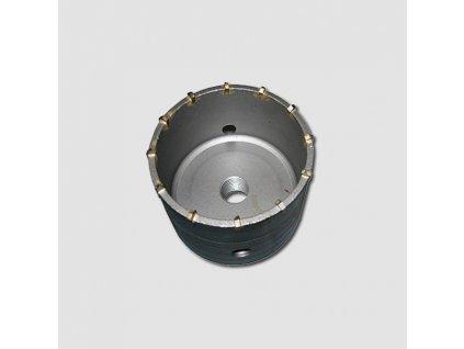 Vykružovací korunka 125mm samostatná