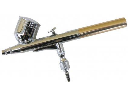 Dvojčinná Airbrush stříkací pistole AD 7704