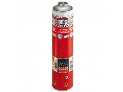 Rothenberger - plynová směs propan/butan Multigas 300 500ml