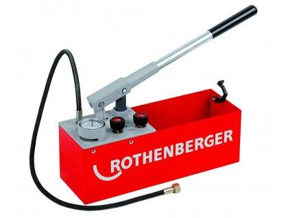 ROTHENBERGER Zkušební pumpa RP 50-S