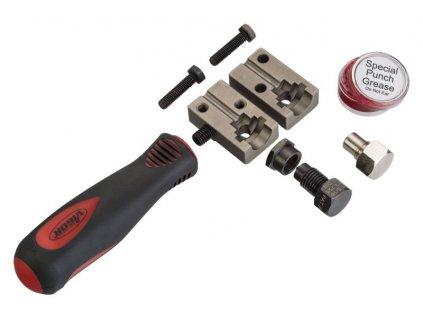 Přístroj pro vylisování lemu na brzdových trubičkách VIGOR V4416