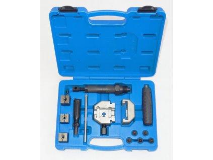 Pertlovací sada na úpravu konců brzdových trubek, hydraulické vřeteno - QUATROS QS70097