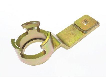 Přípravek na přidržení řemenice klikové hřídele FORD, MAZDA, VOLVO - QUATROS QS10054