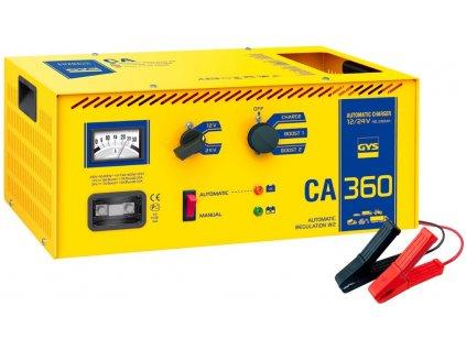 Nabíječka baterií GYS CA 360