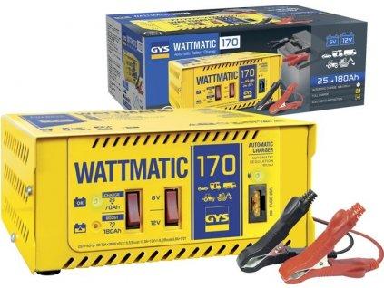 Nabíječka baterií GYS WATTMATIC 170