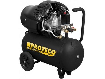 PROTECO kompresor 2.2kW, nádoba 50L - 51.02-K-2200