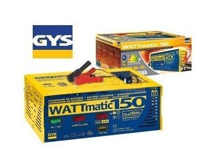 Automatická nabíječka baterií GYS CA 150
