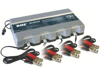 Invertorová automatická multi-nabíječka baterií GYS DHC 54E