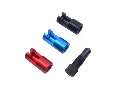 Přípravky na ucpání - ukončení trubek brzd, 4,2 - 10 mm - QUATROS QS14708