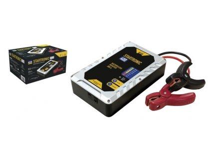 Startovací zdroj bezbateriový s kondenzátory GYS STARTRONIC 400
