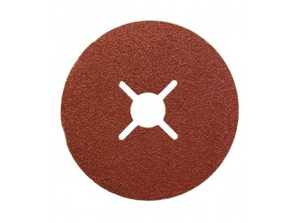 Disk fíbrový 125 mm, zrnitost 40