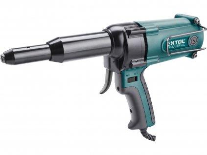 EXTOL INDUSTRIAL pistole nýtovací, elektrická