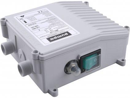 EXTOL PREMIUM skříňka řídící pro čerpadlo do vrtu, pro čerpadlo 8895063