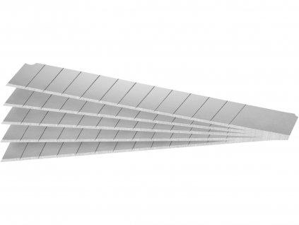 EXTOL CRAFT břity ulamovací do nože, 9mm, 5ks