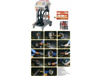Spotovací přístroj pro opravy karosérií FY-9G