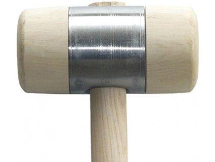 Autokarosářská dřevěná palička HH 641 HOC2