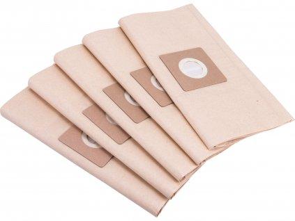 EXTOL PREMIUM sáček filtrační, papírový, 5ks