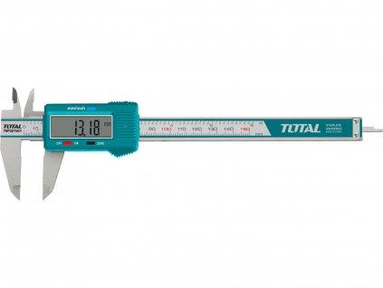 TOTAL Měřítko posuvné digitální, 0-150mm