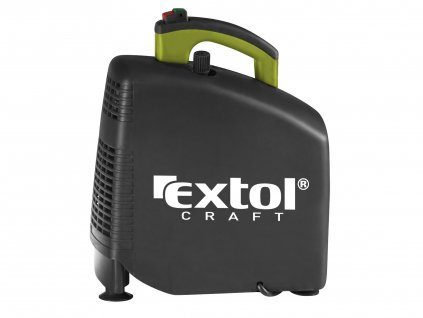 EXTOL CRAFT kompresor bezolejový, 1100W