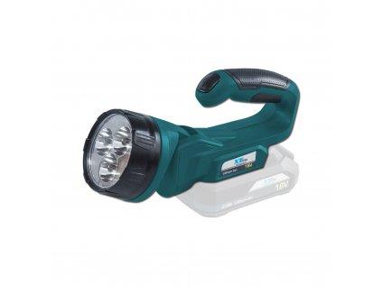 Aku svítilna LED 3W 18V