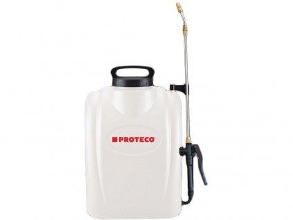 PROTECO postřikovač zádový 16 L akumulátorový