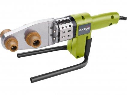 EXTOL CRAFT svářečka polyfúzní, nožová, 875W