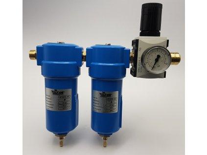 Průmyslová filtrační sestava 01