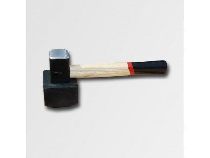 Palice na zámkovou dlažbu 1,5kg
