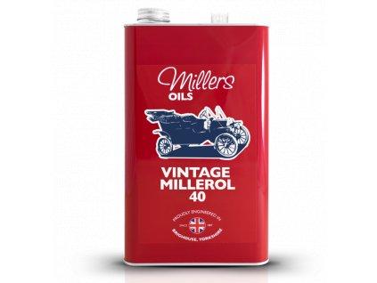 Vintage Millerol 40 5