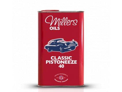 Classic Pistoneeze 40 1