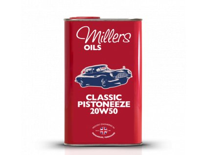 Classic Pistoneeze 20w50 1