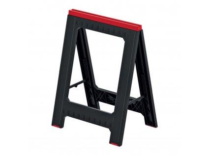 Podstavec stavební (koza) TITAN STAND černý 580x50x793mm