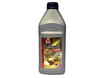 Brzdová kapalina Millers Oils DOT4 1l