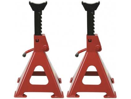 Kvalitní stavitelné podpěry pod auto 3t
