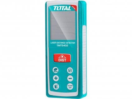TOTAL Metr laserový digitální, 40m, 0,05-40m
